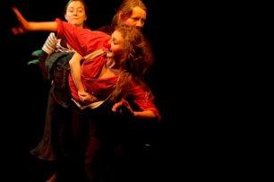 """Theatre - Clown in 'Varité VaDuVill"""""""