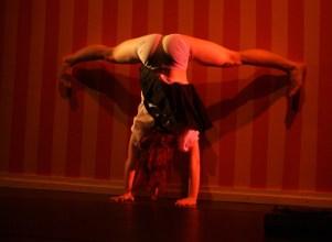 Creating - L' Intacte Dance Theatre